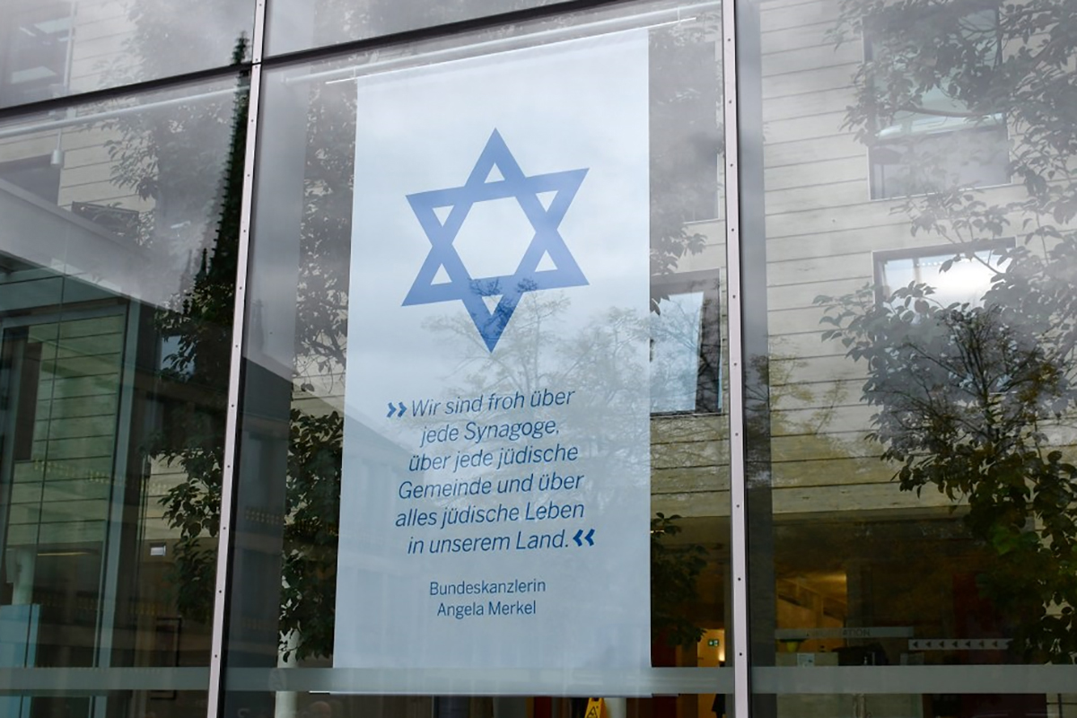 Regierungspräsidentin verurteilt Antisemitismus